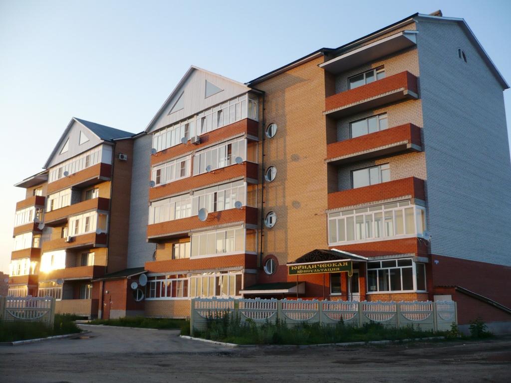строительство вёл прораб Каменев Владимир